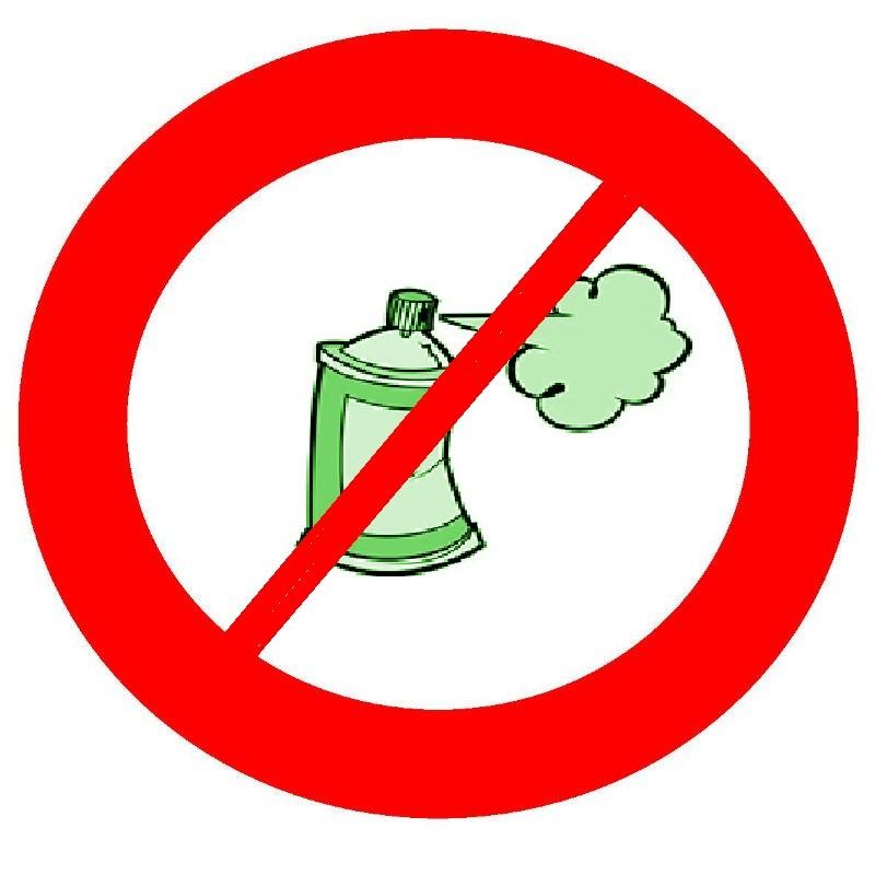 Dal 20 febbraio al 1° marzo 2017 -  divieto vendita uova, farina, schiuma, fiale puzzolenti e bombolette di pittura spray ai minorenni