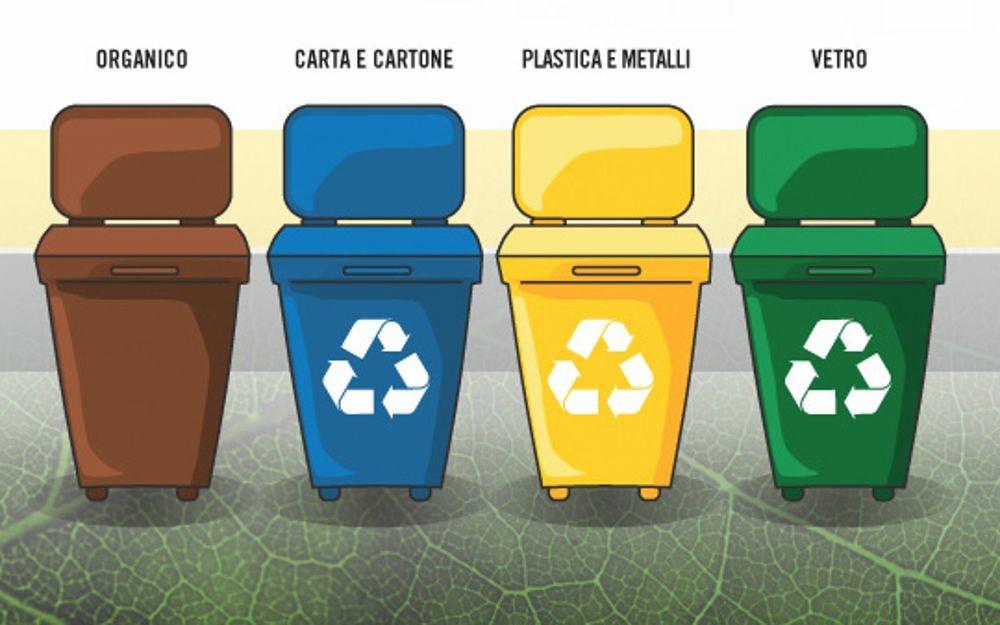 Nuova ordinanza modalità di conferimento dei rifiuti urbani