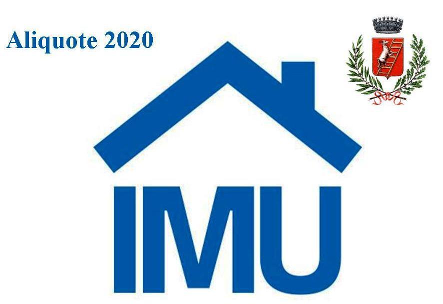 ALIQUOTE IMU ANNO 2020 (Estratto della D.C.C. n. 13 del 03.06.2020) - Esenzione prima rata IMU 2020 per il settore turistico - Comunicato immobili Cat. D