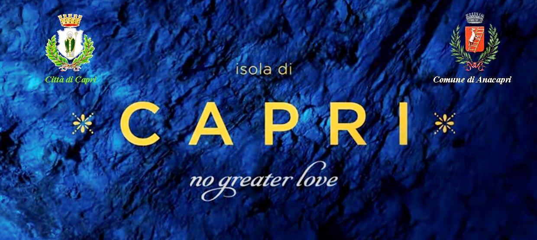 """""""ISOLA DI CAPRI: NO GREATER LOVE: IL MITO D'AMORE TRA CAPRI E VESUVIO RIVIVE NEL PRIMO SPOT ISTITUZIONALE DELL'ISOLA AZZURRA"""