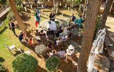 Matrimonio Villa Ceselle
