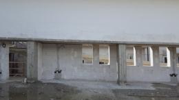 costruendo plesso scolastico