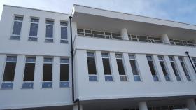Costruendo plesso scolastico Scuola superiore