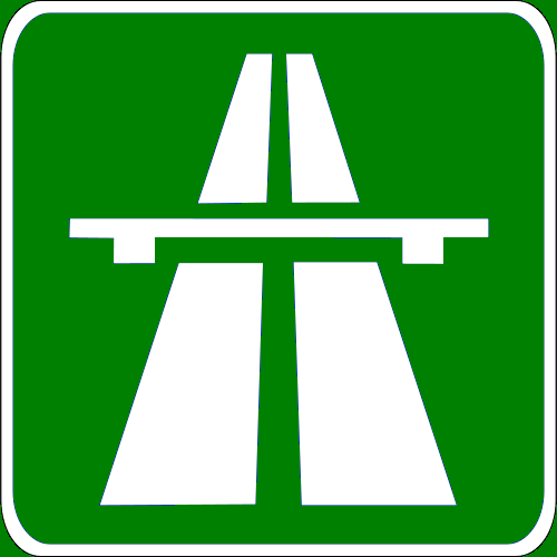 simbolo autostrade